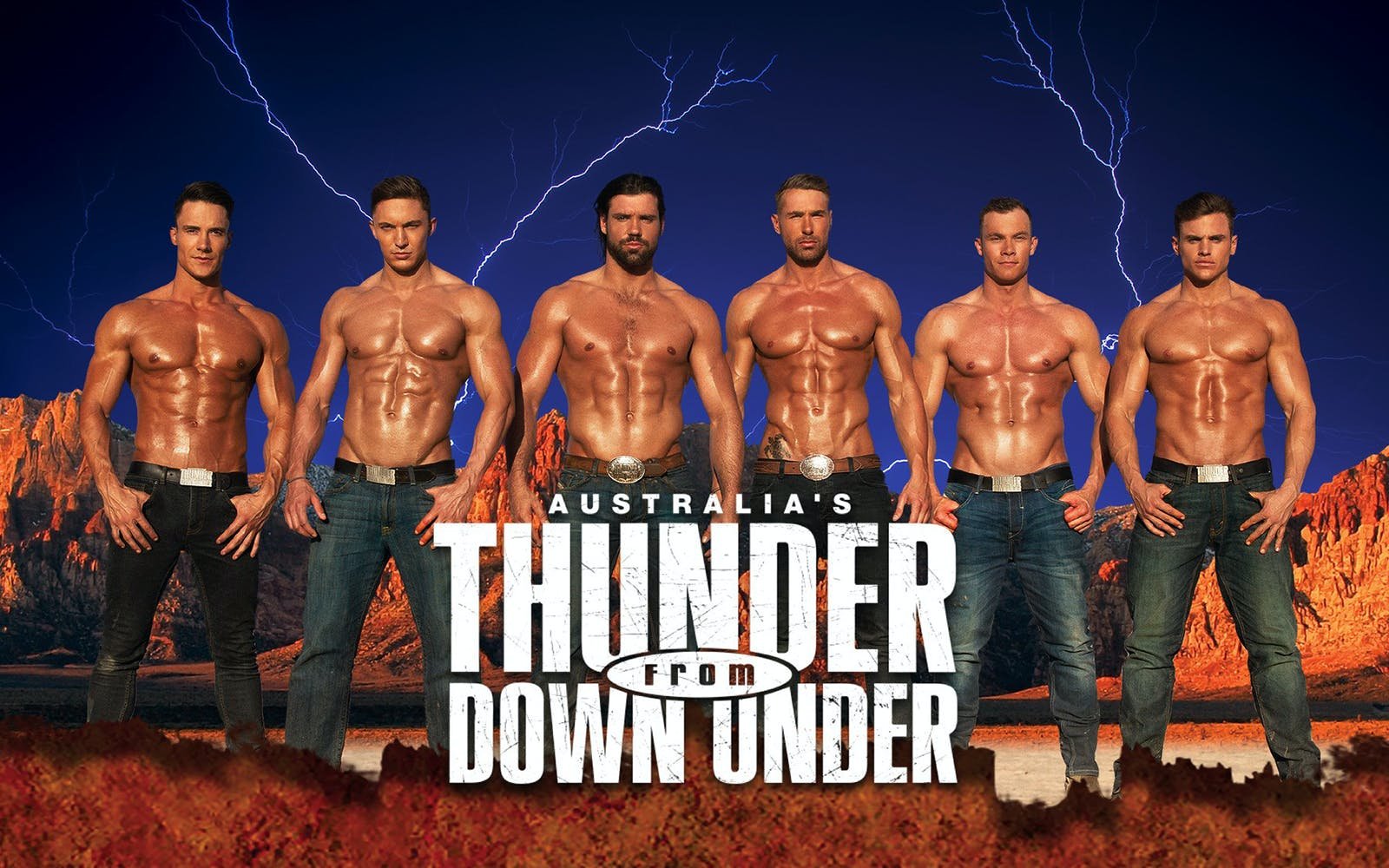 thunder from down under-1