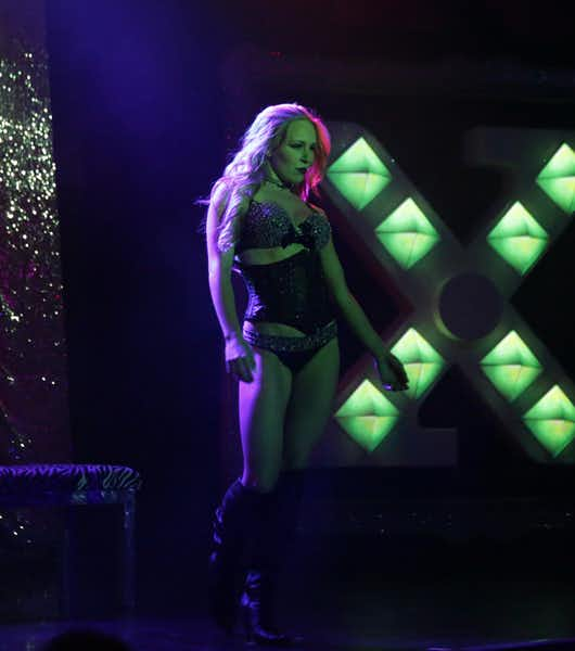 Best Vegas Adult shows - x burlesque