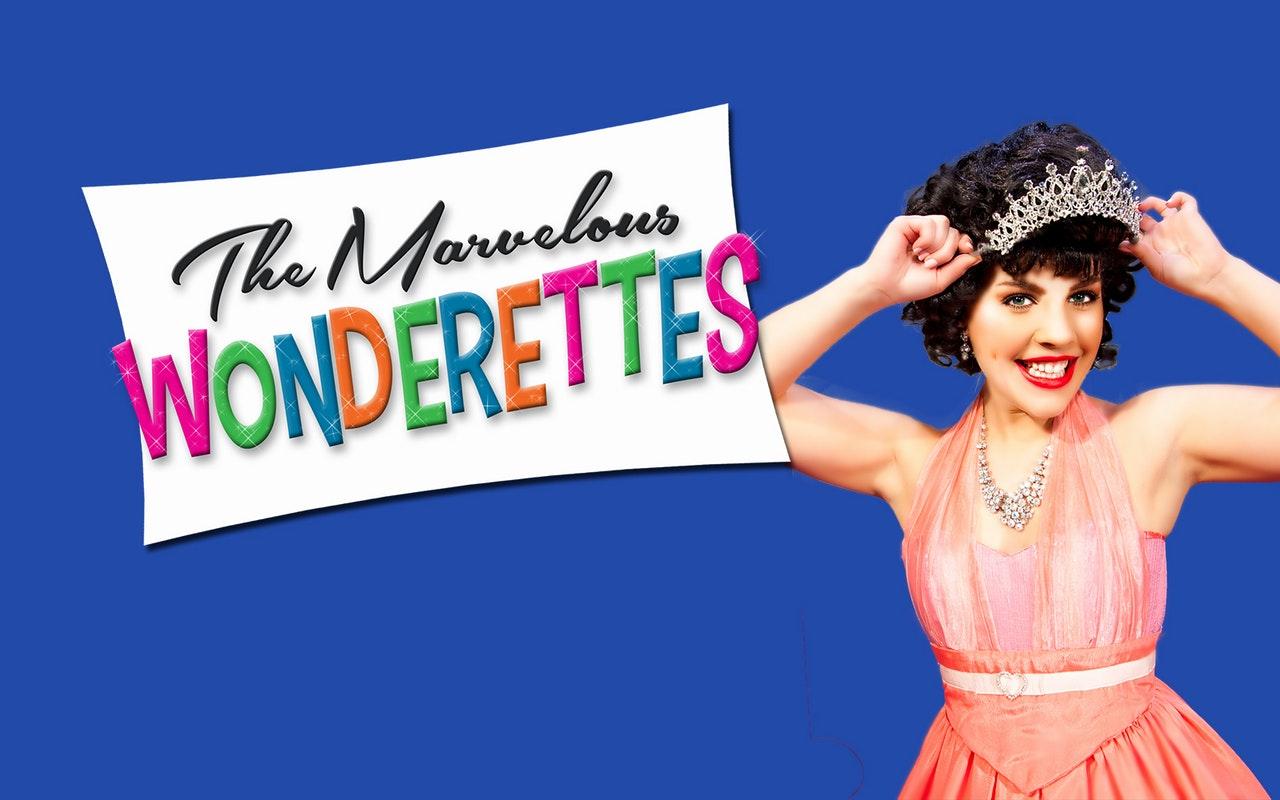 The Marvelous Wonderettes Show Cover Photo