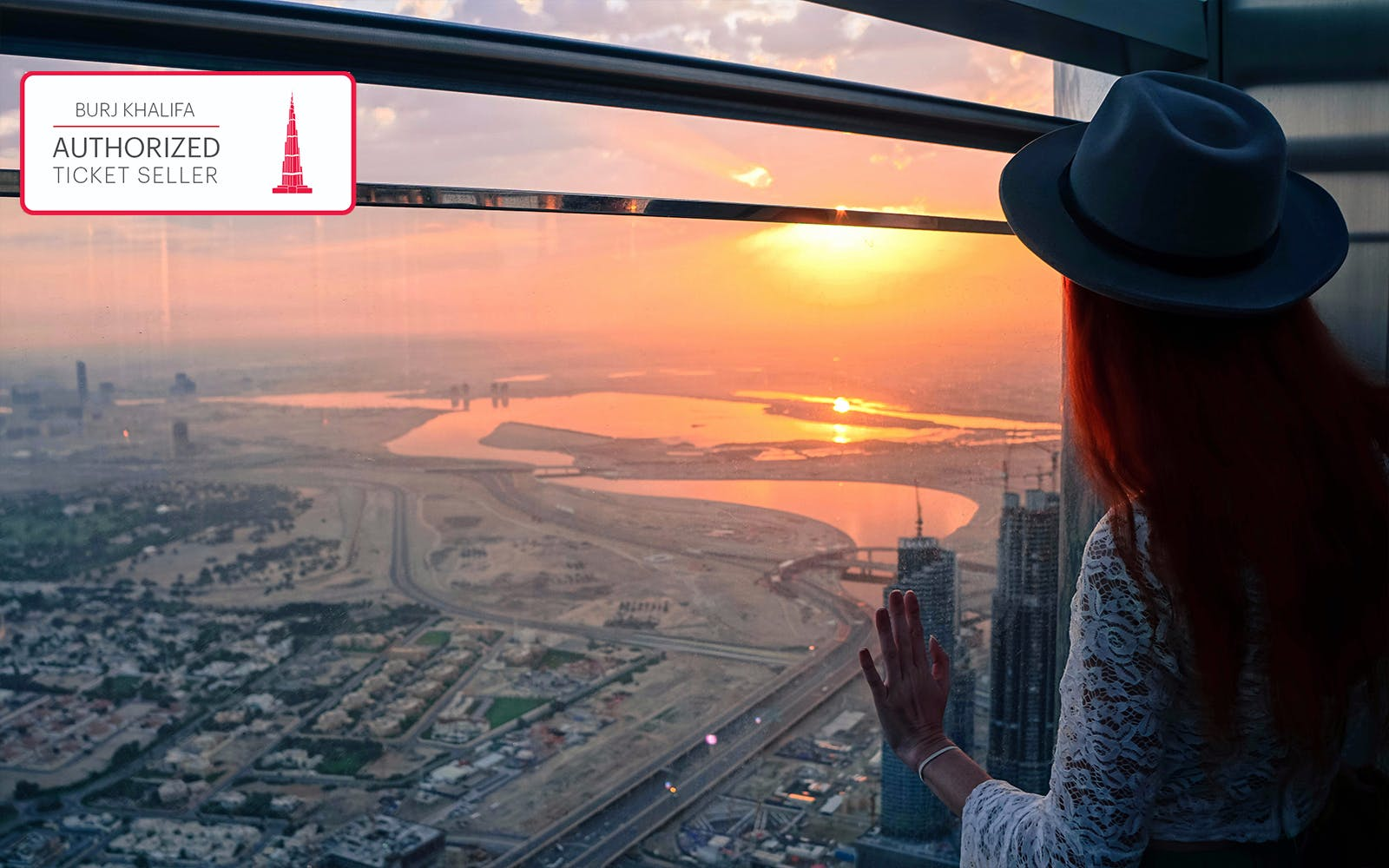 burj khalifa: sunset - at the top (level 124 & 125)-2