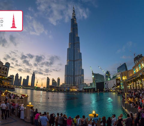 Burj Khalifa - All Questions Answered | Burj Khalifa Tickets and Deals