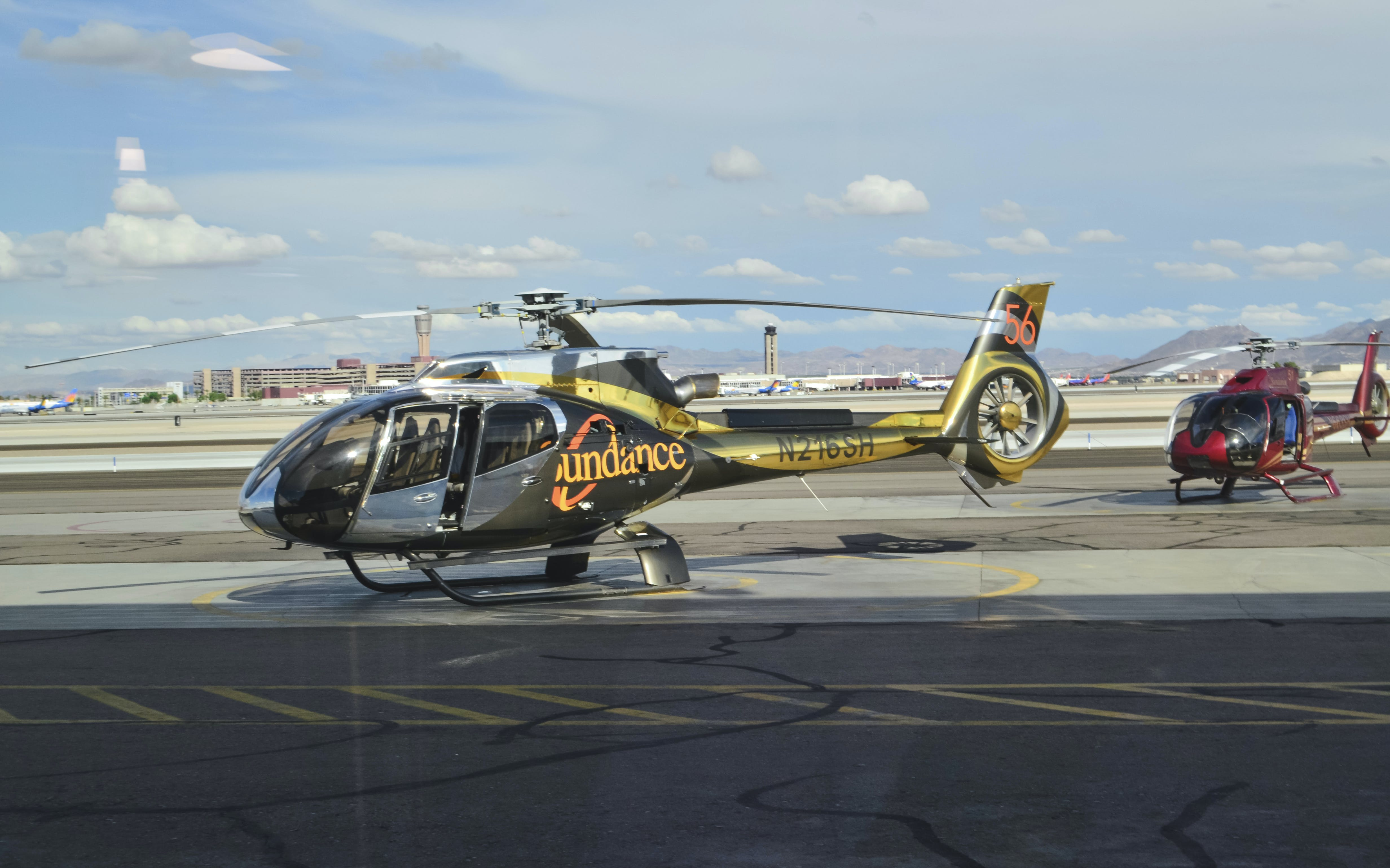 vegas to gc west rim helicopter tour with river cruise and flight over lv strip-2