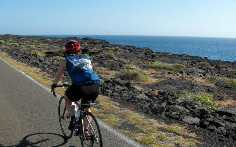 Private Old Mamalahoa Cycling Tour