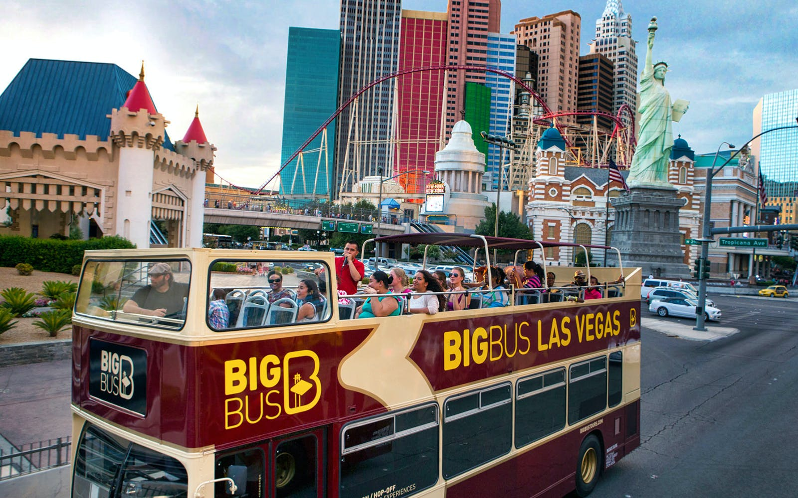 las vegas explorer pass: 3, 4 ,5 & 7 attractions pass-2