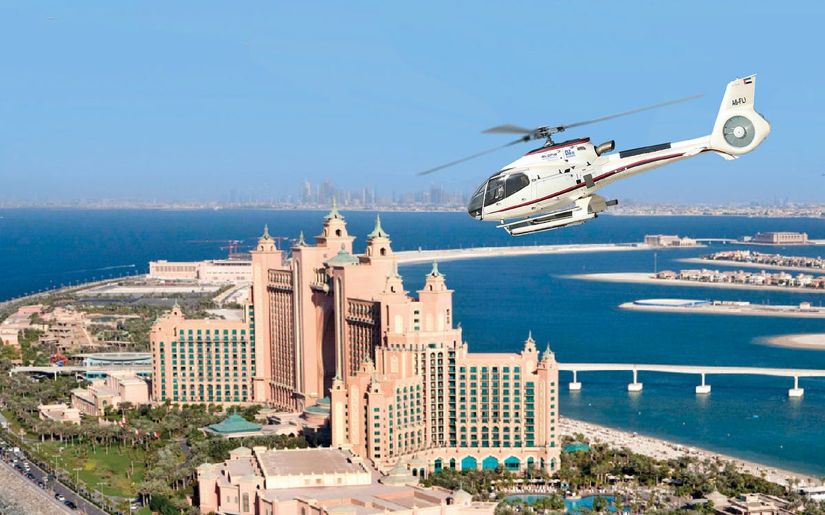 15 minutes luxury helicopter tour -8