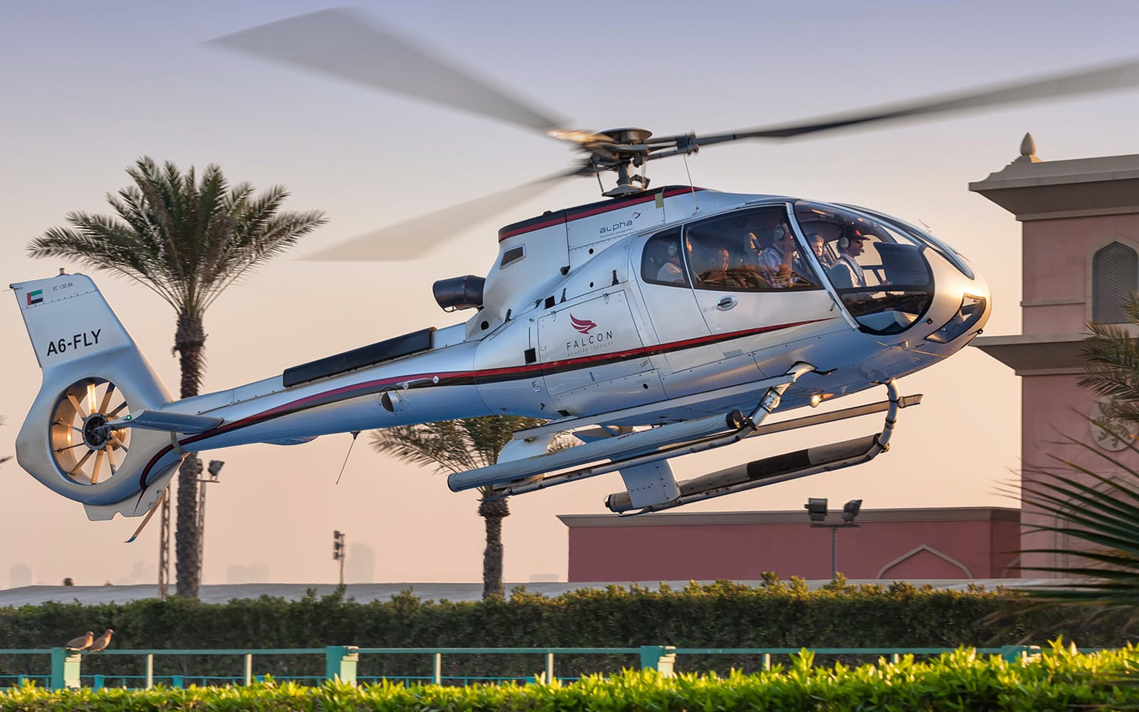 15 minutes luxury helicopter tour -2