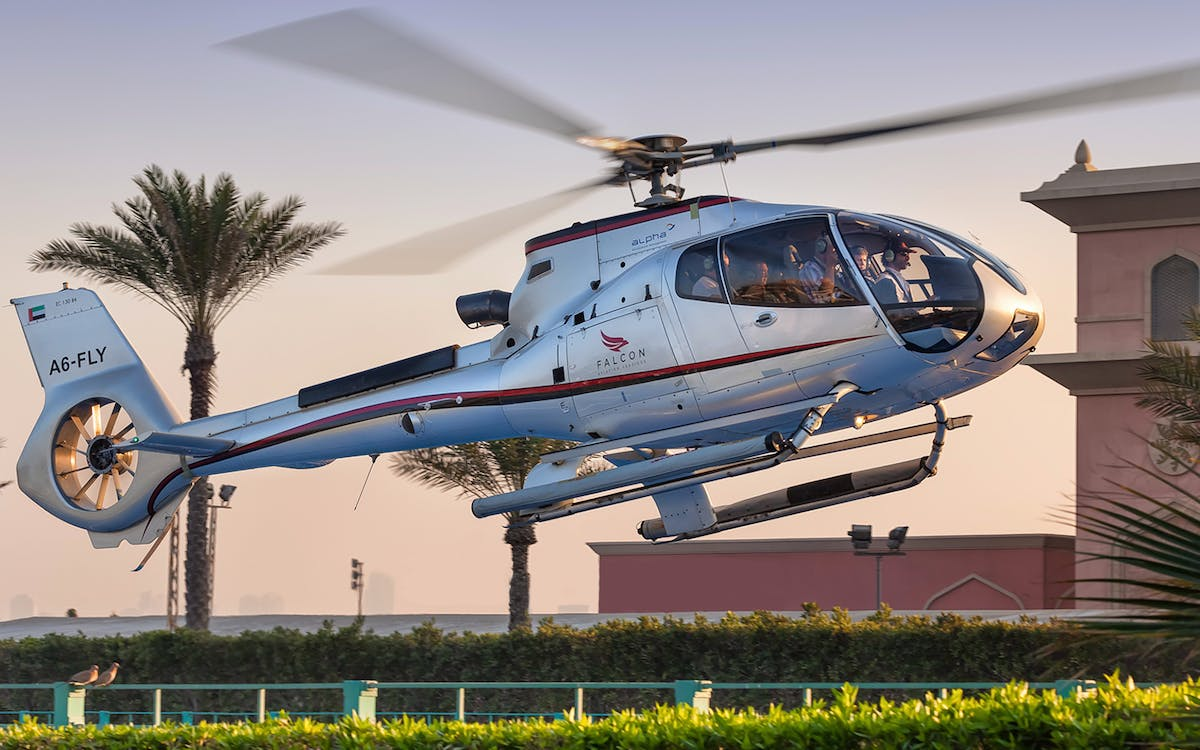 15 minutes luxury helicopter tour -1