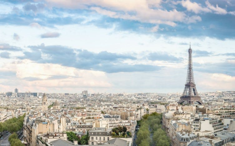 Paris Overnight Tour from London