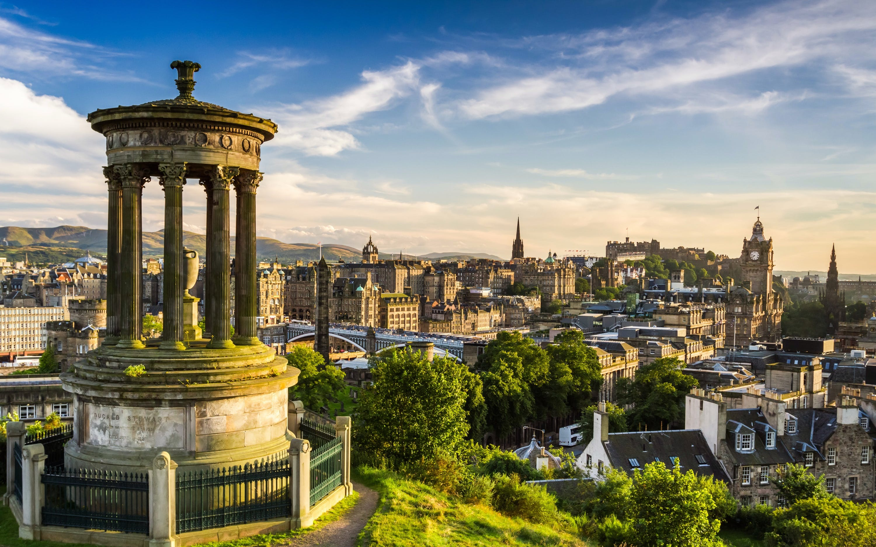 Edinburgh Overnight Tour from London