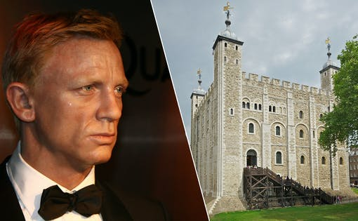 Tower of London + Madame Tussauds