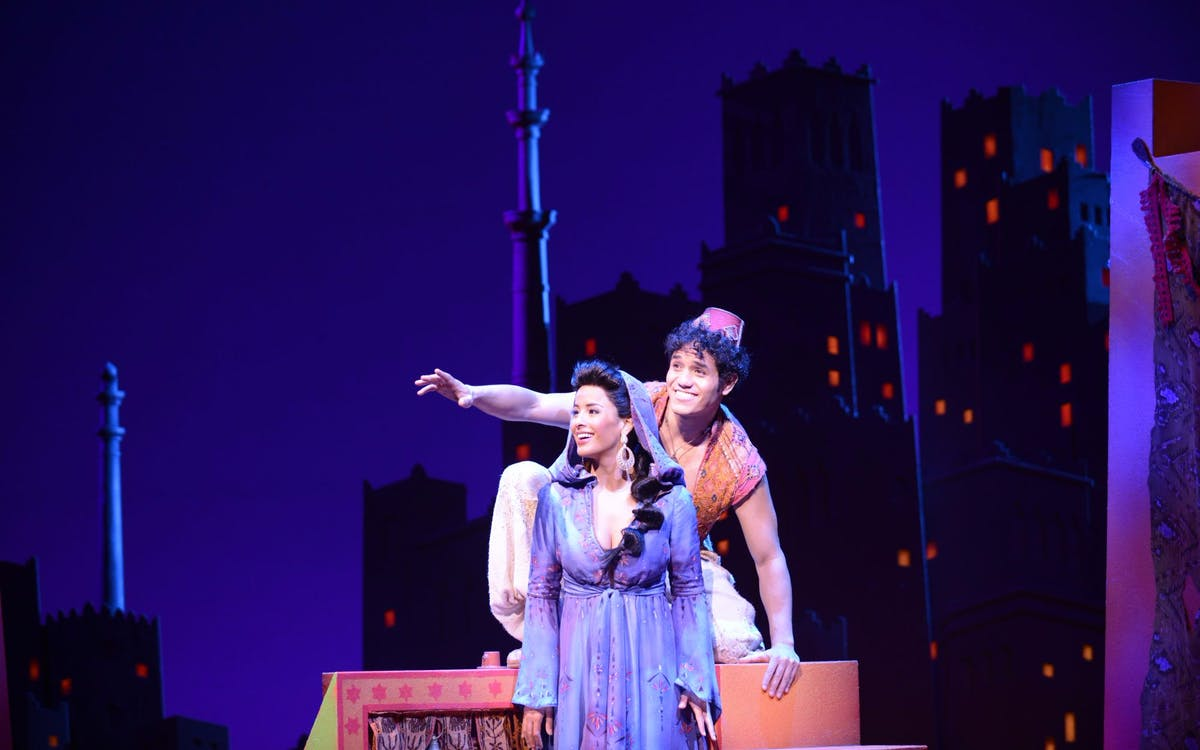 aladdin west end discount tickets