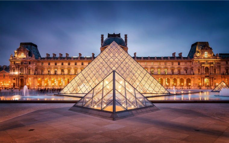 Escorted Day Trip to Paris with Seine Cruise, Louvre Museum & Eiffel Tower