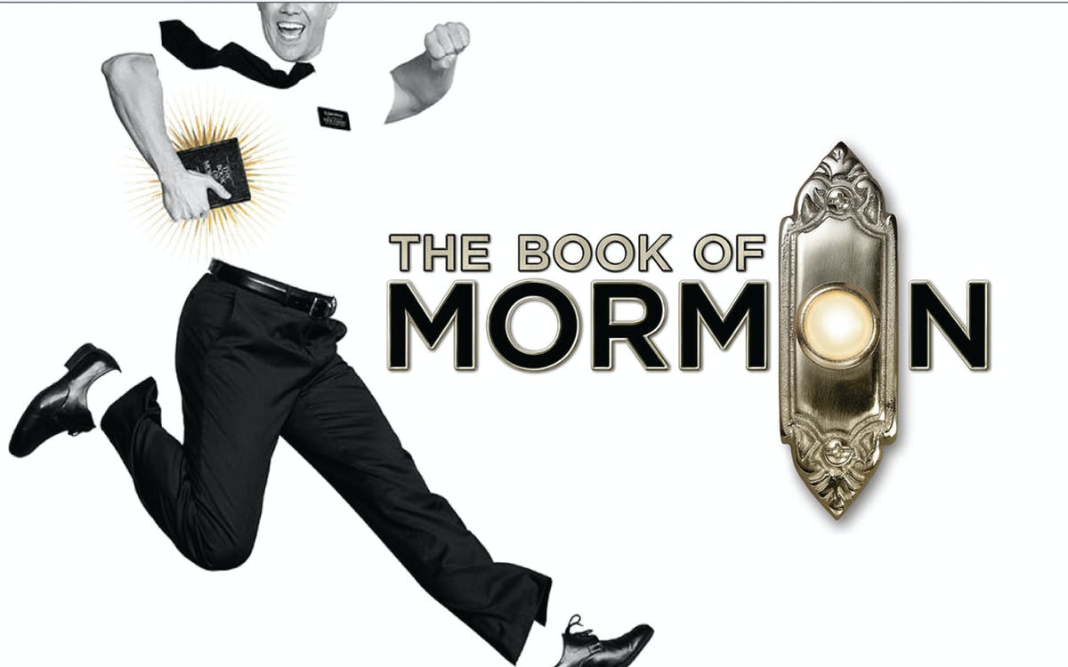 the book of mormon-1