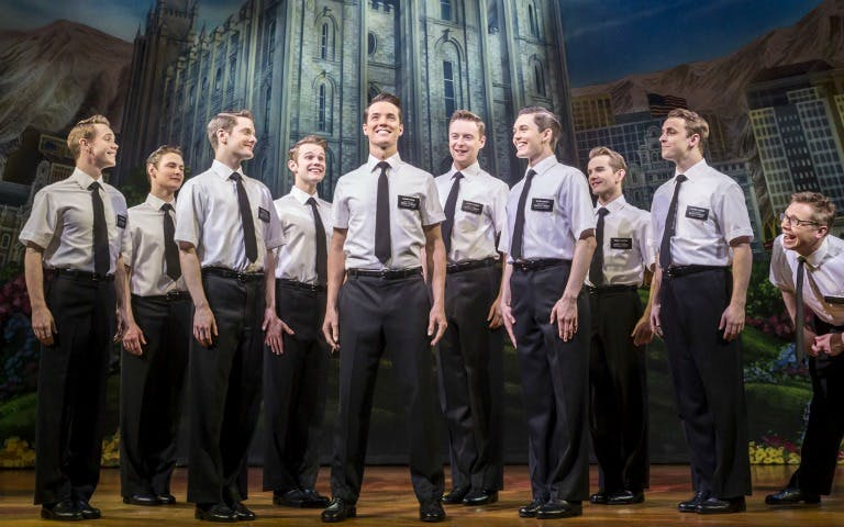 the Book of mormon west end discount tickets
