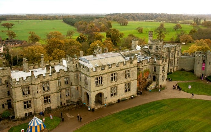 stratford, oxford, cotswolds & warwick castle tour with lunch-1