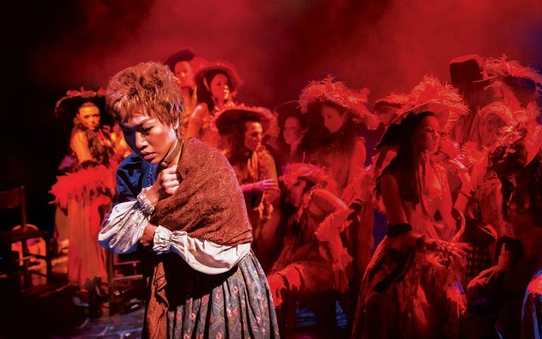 Best Broadway Shows - February 2018 - les miserables