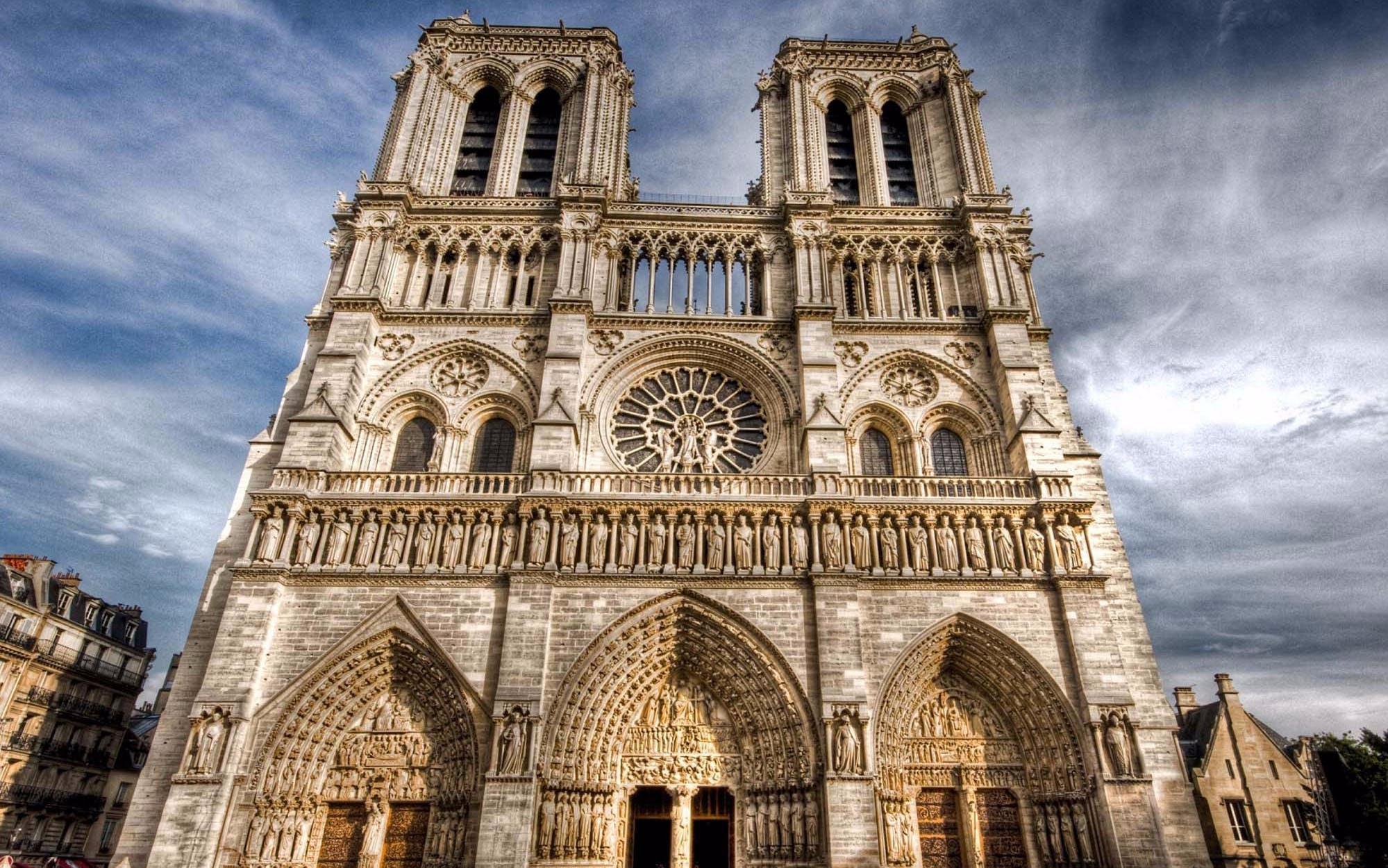Notre Dame & Saint Chapelle