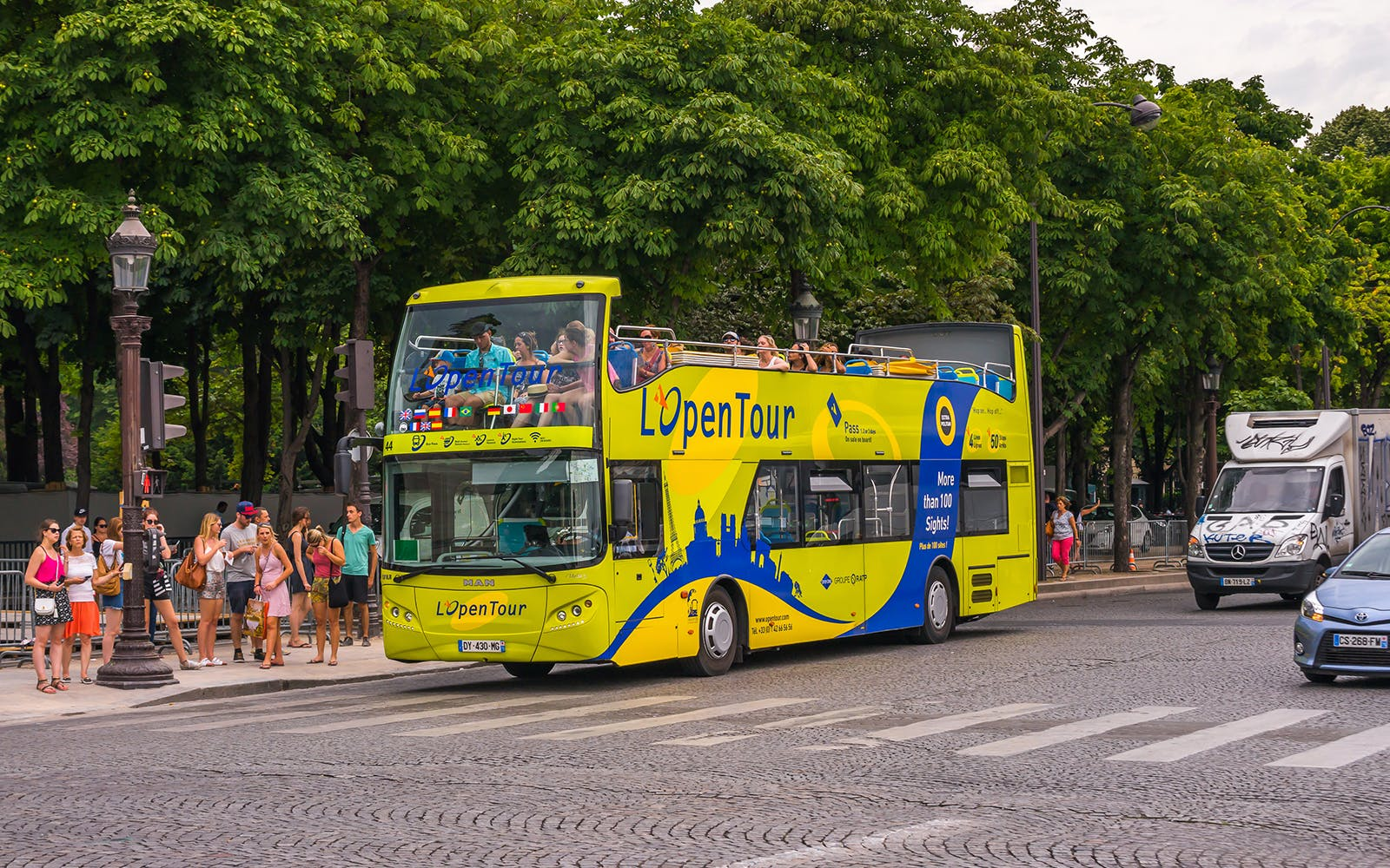 hop-on hop-off - 1 day, 2 day, 3 day paris sightseeing tour-3