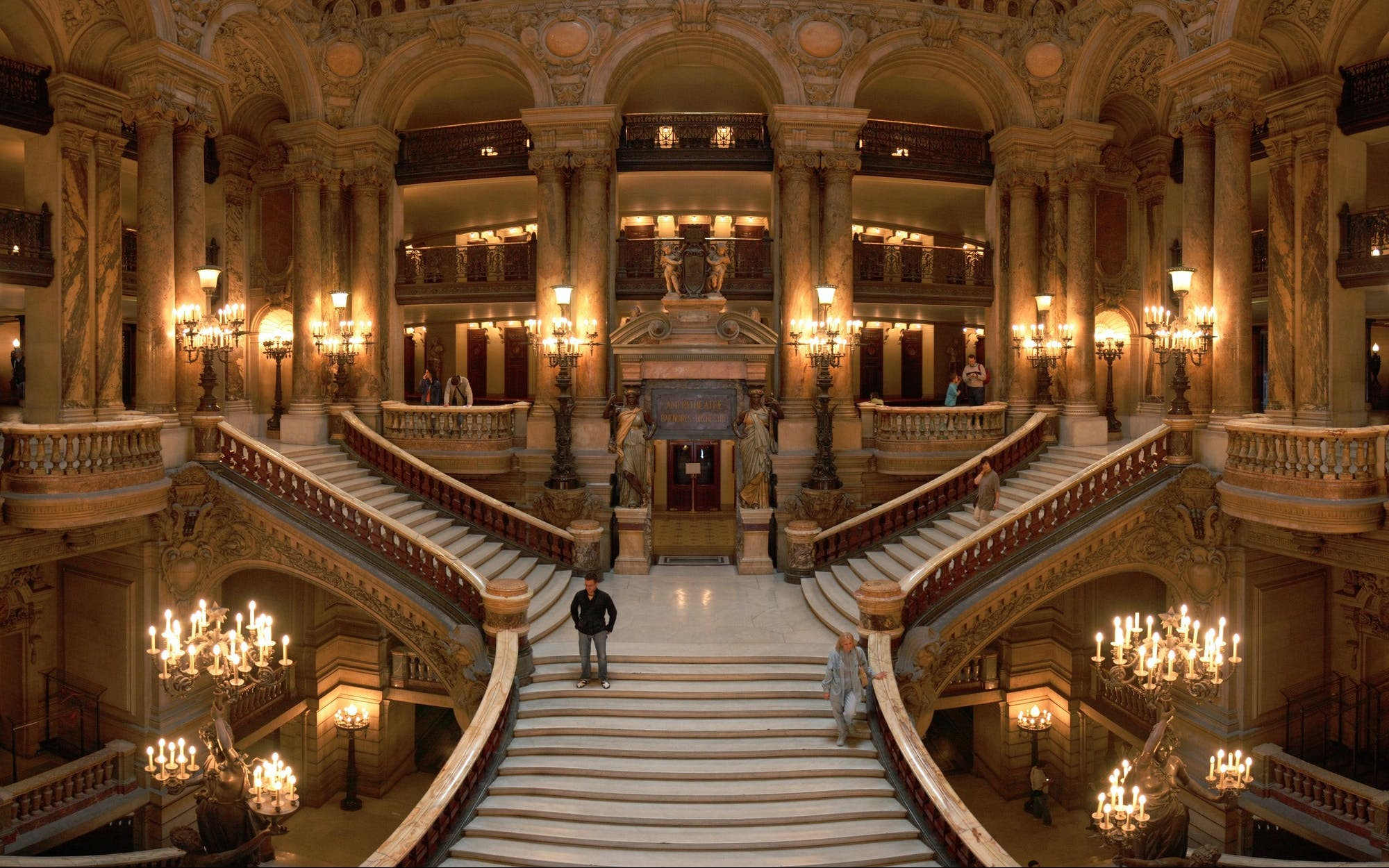 Opera Garnier - Guided Tour