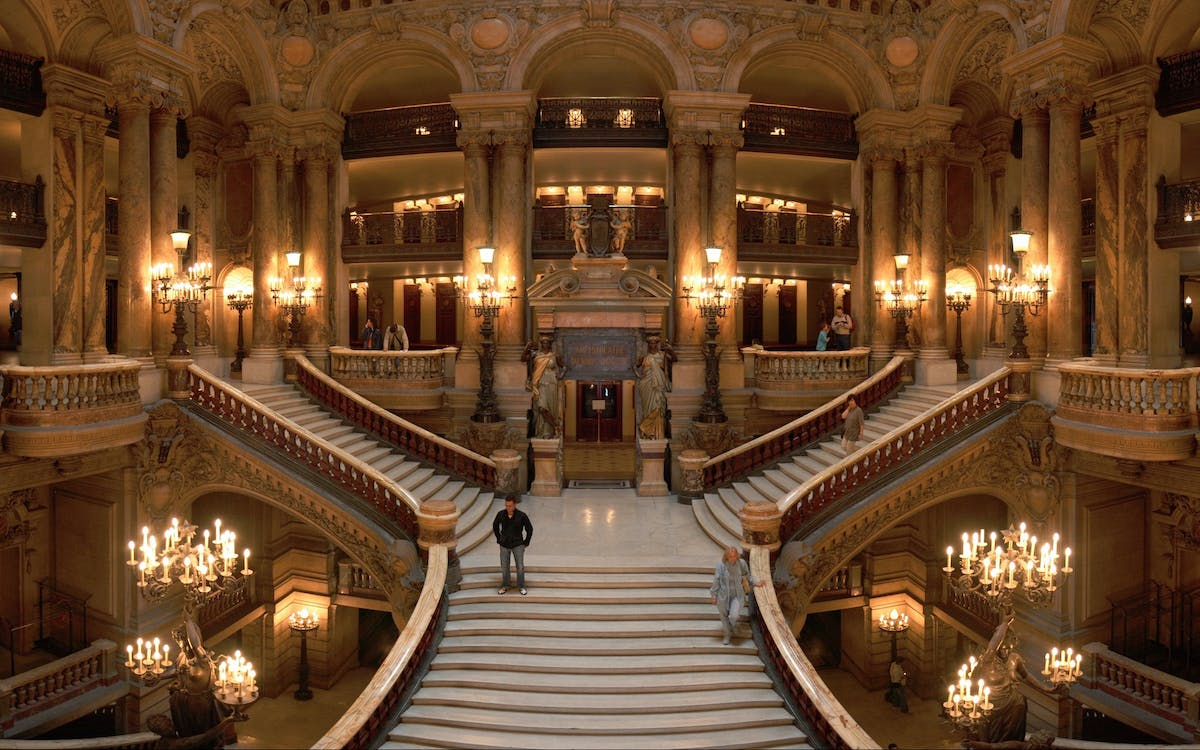 opera garnier - guided tour-1