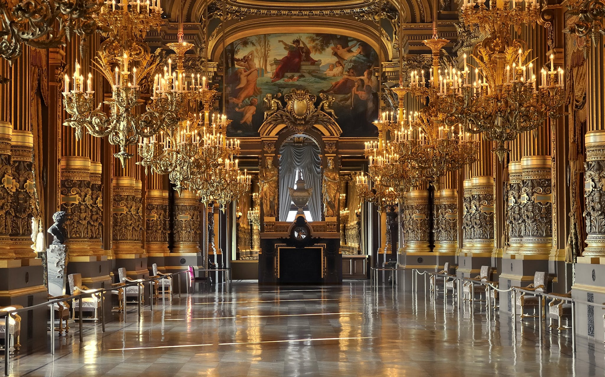 opera garnier - guided tour-2