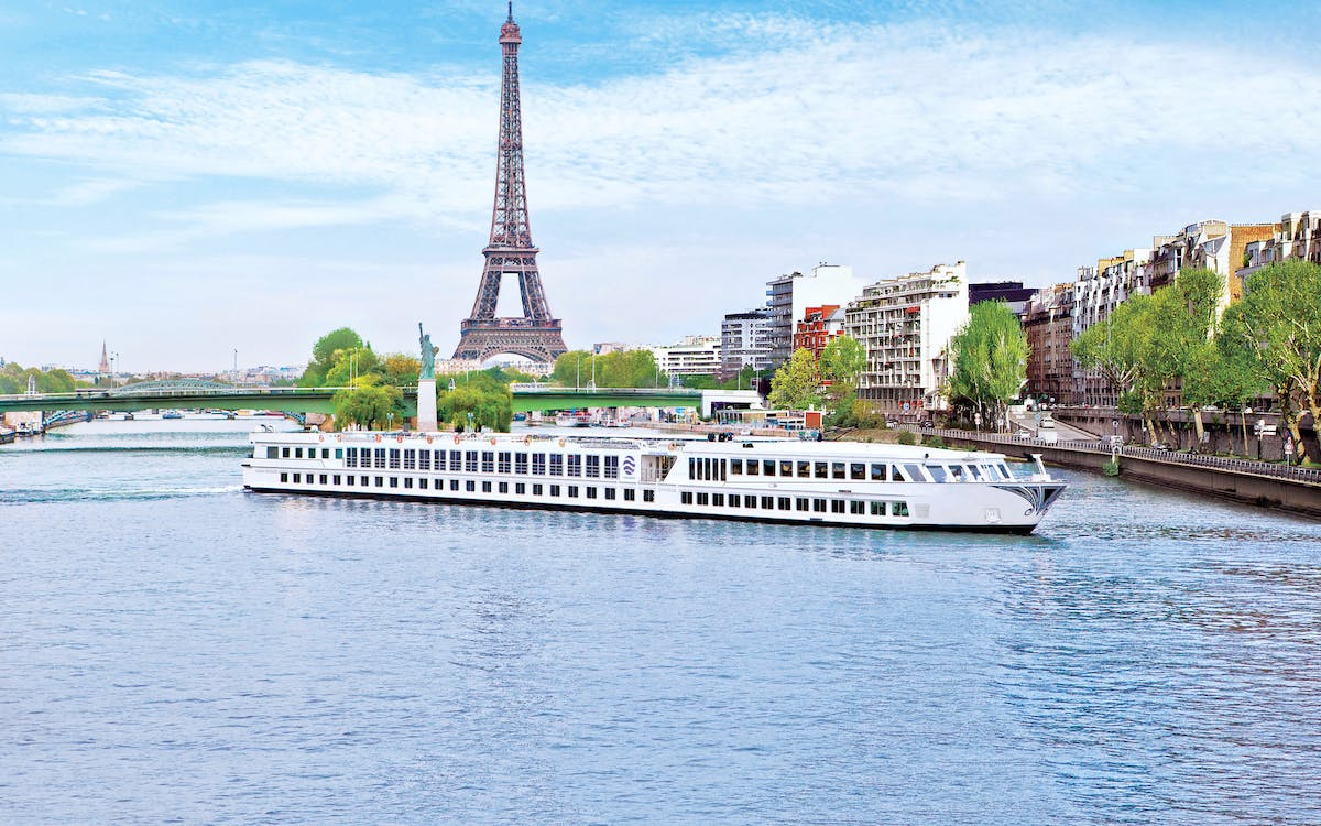 dinner at the eiffel tower, seine cruise & moulin rouge show with transportation-3