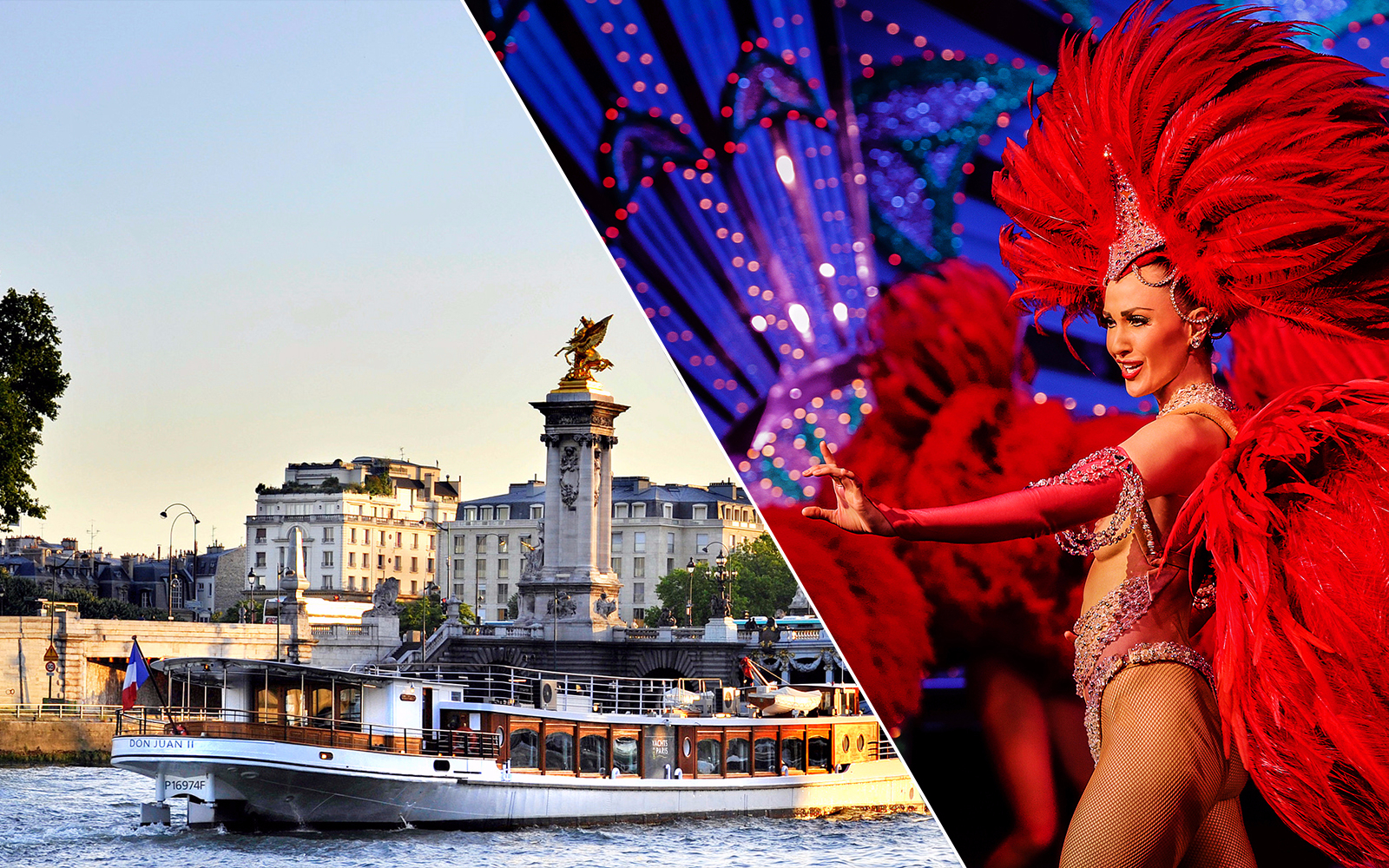 Moulin Rouge Show Paris With Dinner Best Prices Headout