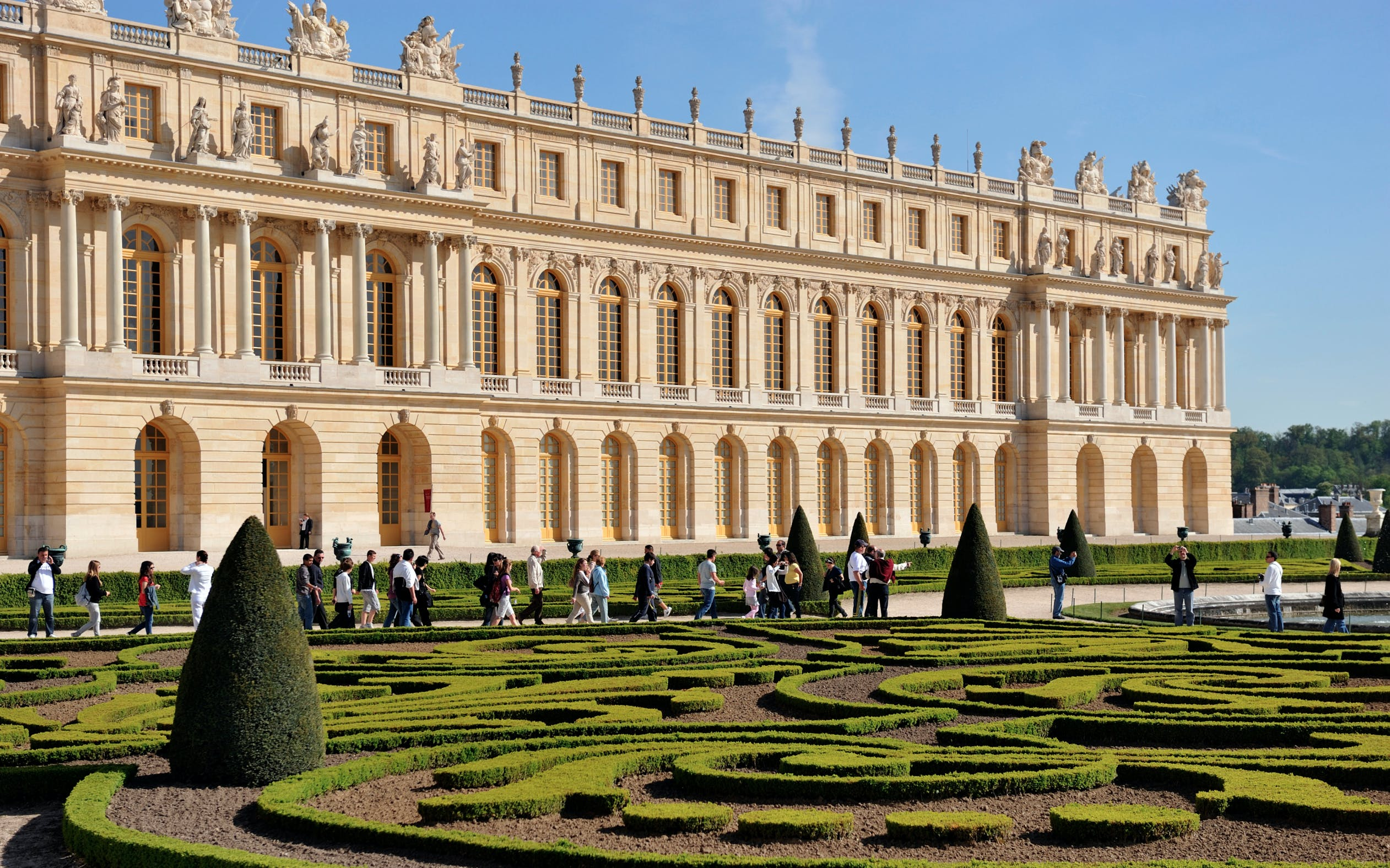 Palace of Versailles: Entry Tickets + Audioguide