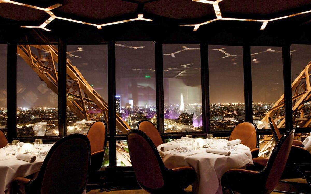 dinner at the eiffel tower & seine river cruise with hotel transfers-5