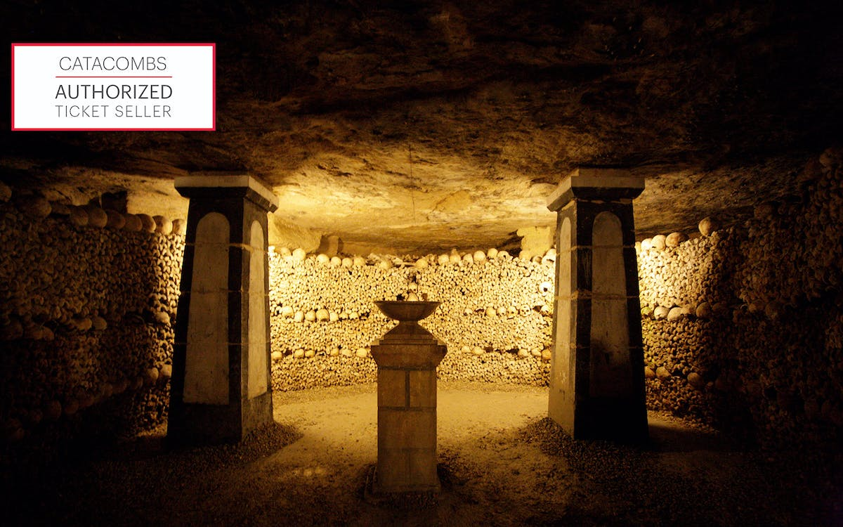Skip The Line Catacombs Tour Paris Lowest Price Guarantee
