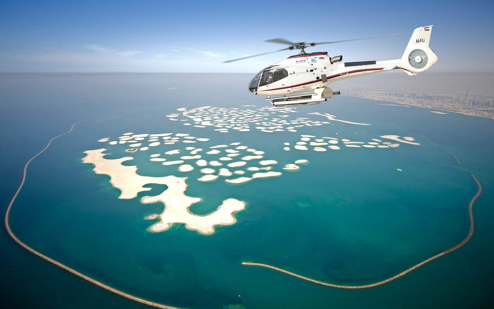 Luxury Helicopter Tour - 25 Minutes