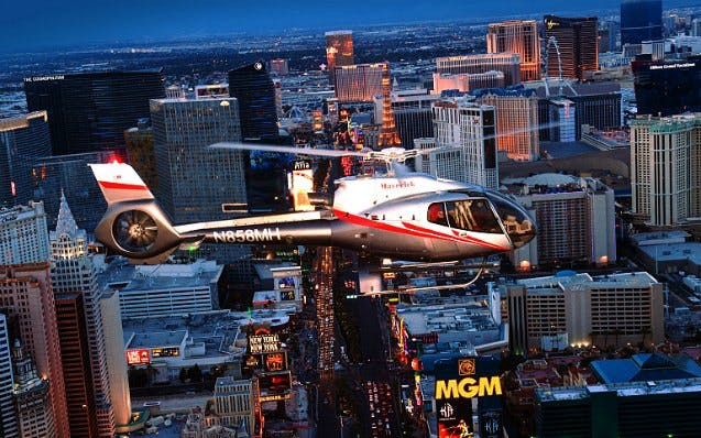 vip heli tour : vegas strip + red rock canyon - 30 min-2
