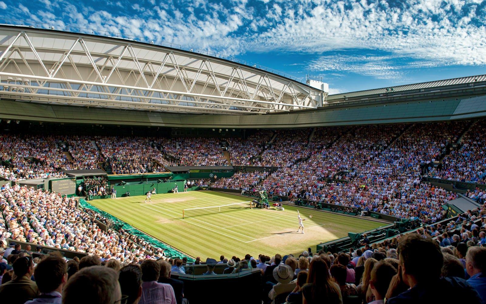 Wimbledon Stadium and Museum Tour