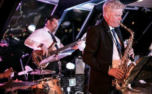 Friday Dinner Jazz Cruise on River Thames