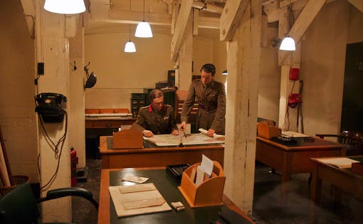 Churchill War Room Tickets