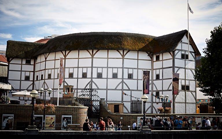 Citaten Shakespeare Globe : Shakespeare globe room exhibit and tour tickets london