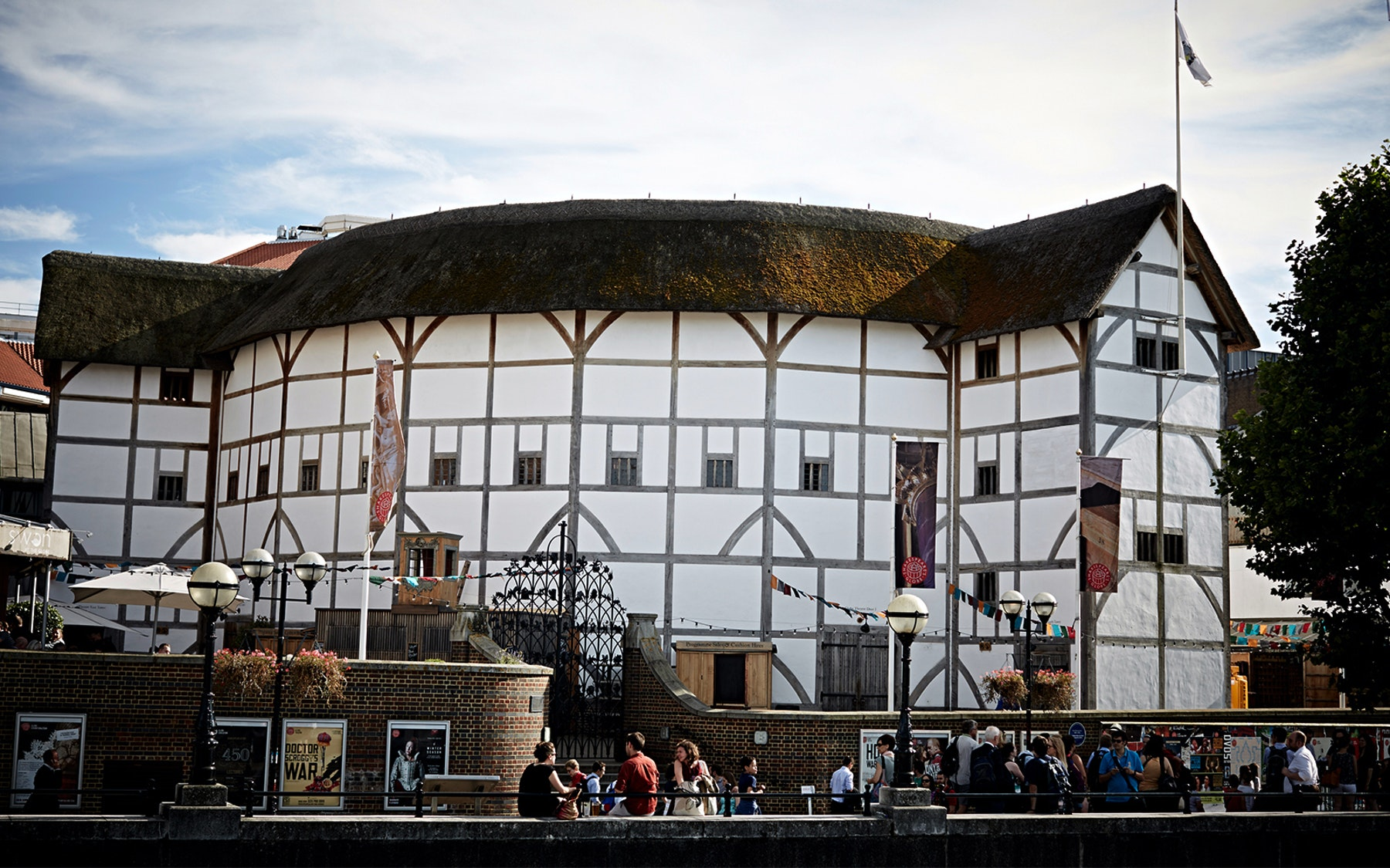 SHAKESPEARE'S GLOBE THEATRE TICKETS