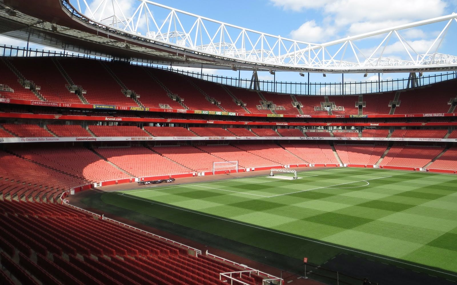emirates stadium tour-1