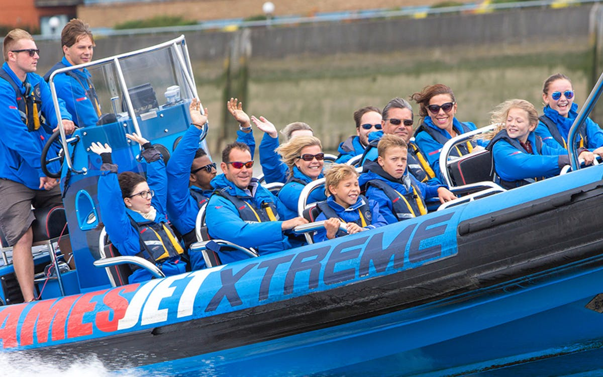 thames high speed rib boat experience-2