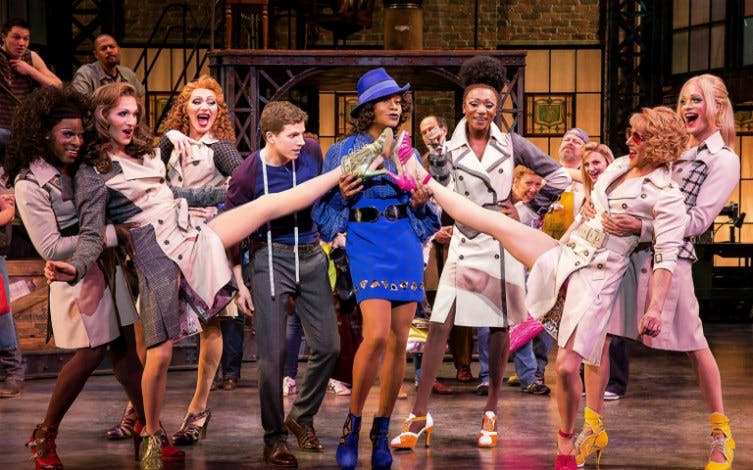 Best Broadway Shows - February 2018 - Kinky Boots