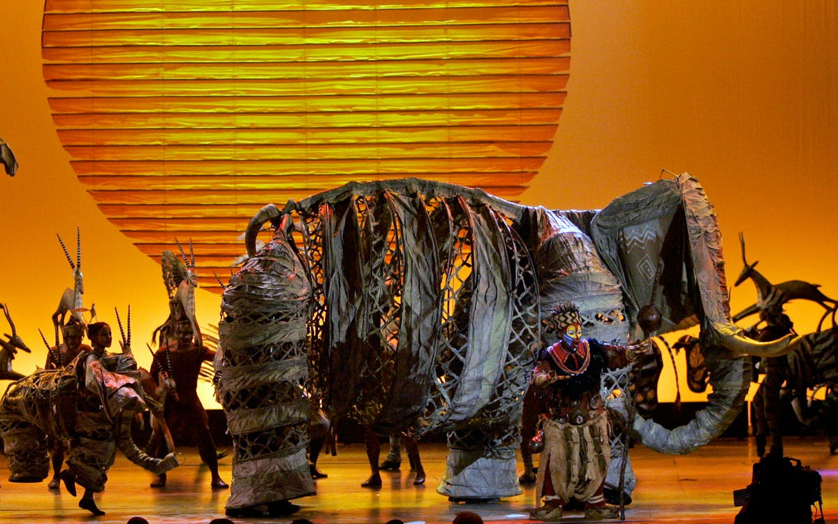 The Lion King West End Tickets Lyceum Theatre London