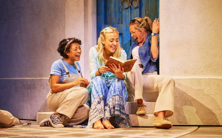 mamma mia london tickets