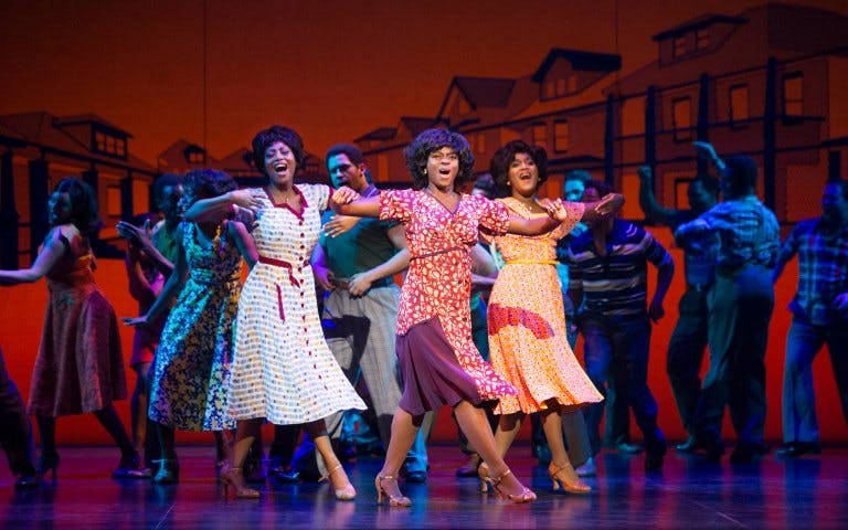 Motown The Musical 2