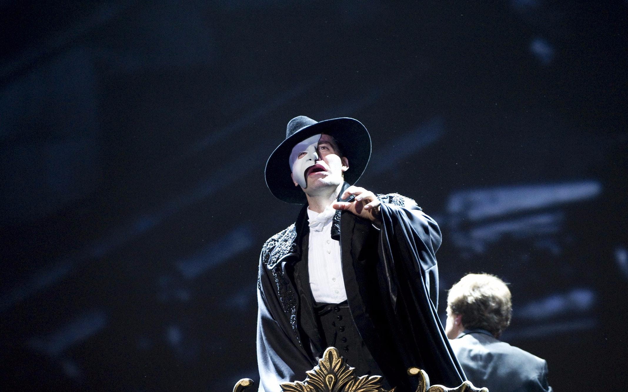 Phantom of the Opera tickets west end