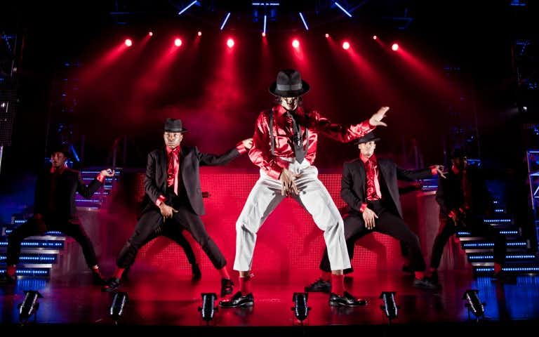Thriller Live london tickets