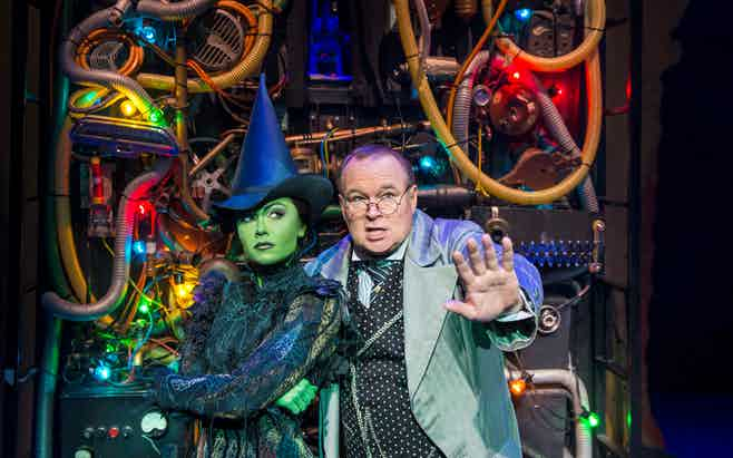 Wicked West End Discount Tickets
