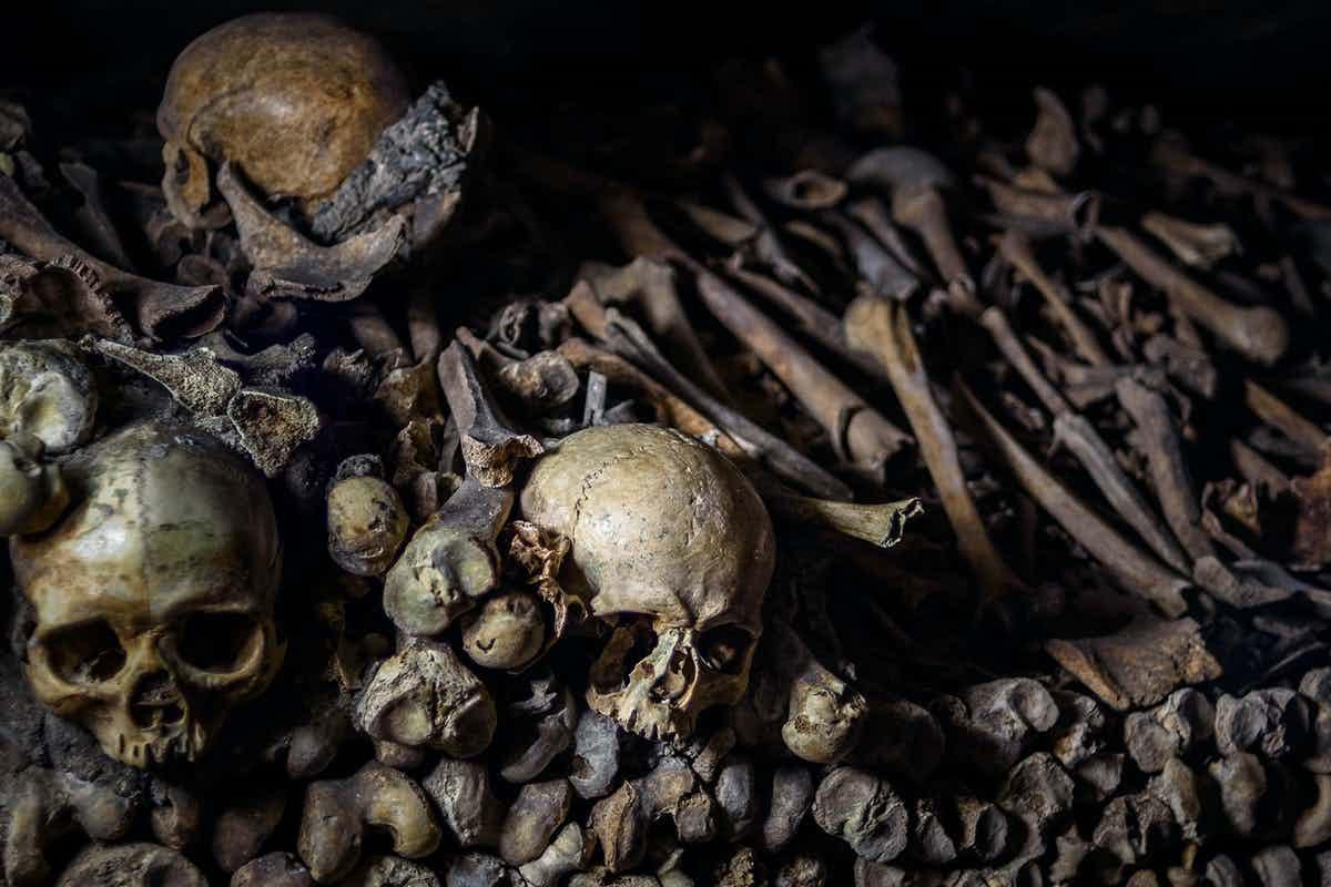 Paris Catacombs Entrances