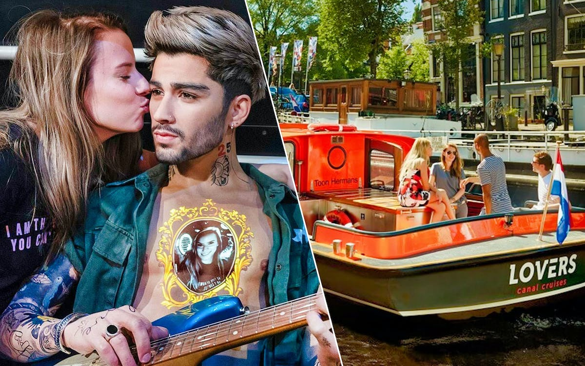 skip the line tickets to madame tussauds amsterdam with optional canal cruise -1