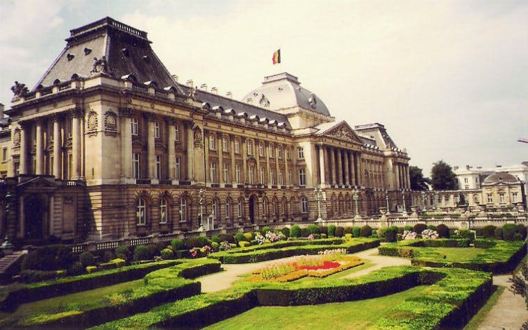 Antwerp & Brussels Day Tour
