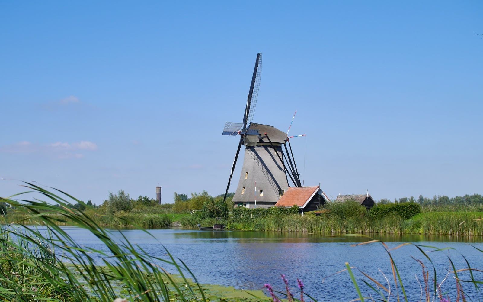 small group tour - half day trip unesco word heritage kinderdijk-2